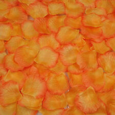 500pcs Rose Petals Wedding Flower Petals Simulation Of Petals Hand And Flowers
