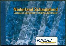 NEDERLAND: PRESTIGEBOEKJE PP18; NEDERLAND SCHAATSLAND.
