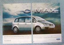 BELLEU004-PUBBLICITA'/ADVERTISING-2004- FORD FOCUS C-MAX