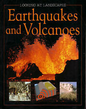 Earthquakes and Volcanoes (Looking at Landscapes) Rae, Alison Excellent Book