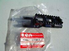 43551-37202 Genuine NOS Suzuki foot peg RH RM250 RM500 DR100 SP125 SP100 SP250