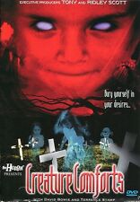 The Hunger: Creature Comforts (DVD, 2003)