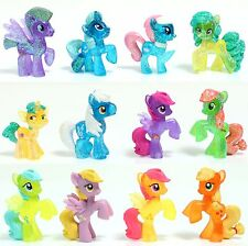 MY LITTLE PONY Friendship is Magic Figure Doll 2 inches Random Pick 10PCS SET