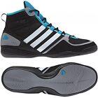 Adidas Boxfit 3 Profi Schuhe Boxerschuhe Turnschuhe Sneaker schwarz Unisex NEU