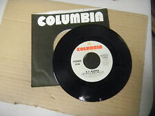 R.C. BANNON the truth is we're livin a lie/ SAME MONO COLUMBIA 3-10714 45