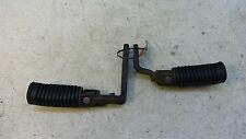 1979 Honda CB400T Hawk CB 499 H1252. front foot pegs and mounts