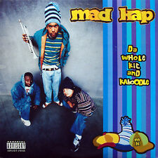 "MADKAP Da Whole Kit And Kaboodle 12"" LOUD RECORDS Orig US 1993 Hip Hop Rap"