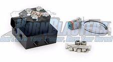 """AccuAir VU2 2-Corner Solenoid Valve Unit with 1/4"""" Ports"""