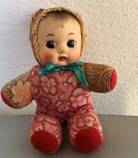 VINTAGE 50/60's#BAMBOLA DOLL ANNI 50 # RARA MADE IN ITALY
