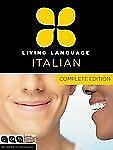 Complete: Living Language Italian by Living Language Staff (2011, Mixed...