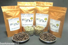 1 lb Arabica Civet Coffee Roasted Beans - Wild Pure Indonesia Fresh Kopi Luwak