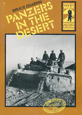 WW2 PHOTO ALBUM PANZERS IN THE DESERT WW2 DEUTSCHE AFRICA KORPS DAK ROMMEL TANKS