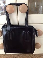 CUTE BLACK FRANCESCO BIASIA BAG USED