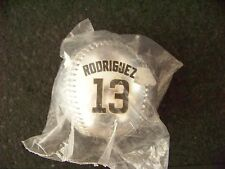 ONE BALL - 2007 Alex Rodriguez All-Star Game Yankees silver ball
