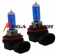 H11 100W Super White Xenon Halogen Pair Head Lamp 2x Bulbs #hs1 For Low Beam