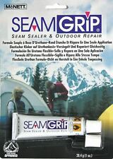 SEAM GRIP Adhesive / Sealant 28.4 grm Tube - Tents Bags Footwear Boats Drysuits