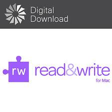 Lire et écrire pour mac 5 (téléchargement numérique)