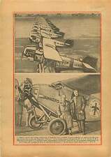 Escadrille Aircraft USA/Junkers Pilots Koehl & Schulte Germany 1929 ILLUSTRATION