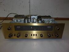 Vintage FISHER TA 800 Tube Receiver FM AM  Amplifier  7591 12AX7 12AU7 Amp