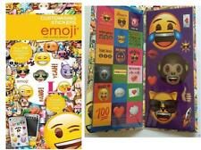 Emoji ICON 300 stickers Art Craft Card Making KIDS REWARD BEHAVIOUR GIFT