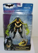 Electro Strike Batman The Dark Knight Action Figure, Working, New In Package