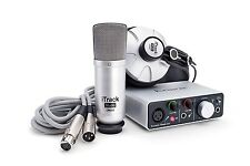 Focusrite iTrack Studio-completo Pro package di registrazione USB Audio Interface