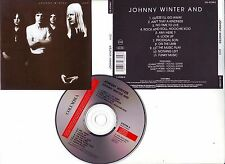 "Johnny WINTER ""And"" (CD) 1970"