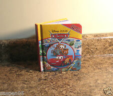 Disney Pixar Cars LOOK AND FIND Little First Board Book   NEW