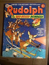 VINTAGE DC COMICS C-42 RUDOLPH THE RED NOSED REINDEER FEB- MARCH1976