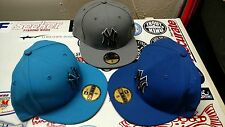 3 Brand New Era New York Yankees Fitted Hats
