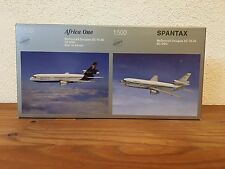 Herpa Wings 1:500 DC-10 Set Africa One & Spantax 514309 Limited Edition!!!