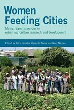 Women Feeding Cities: Mainstreaming Gender in Urban Agriculture and Food Securit