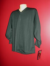 TPS Hockey Men's Dark Green Practice Jersey - Size XS - NWT