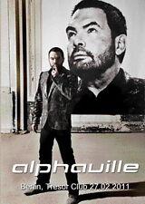 Alphaville Berlin Tresor Club 2011 DVD
