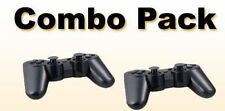 2x New Bluetooth Wireless Game Controller Remote Control For PS3