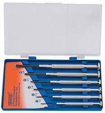 Draper Precision Screwdriver Set (6 Piec) PS1104F 80797