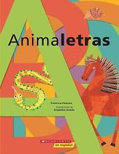 Animaletras (Spanish Edition)-ExLibrary