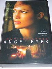 Angel Eyes - VHS/Thriller/Jennifer Lopez/Jim Caviezel/SYonia Braga/Warner