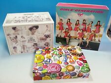 CD+DVD Blu-ray Girls' Generation SNSD JAPAN 1st 2nd 3rd Album Deluxe Edition SET
