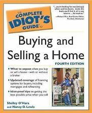 G, Complete Idiot's Guide to Buying and Selling a Home, 4th Ed (The Complete Idi