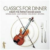Classics for Dinner (Virgin 2006) 2 x CD {CD Album} Very Good