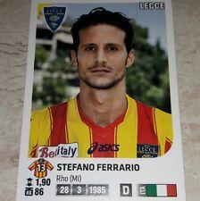 FIGURINA CALCIATORI PANINI 2011/12 LECCE FERRARIO ALBUM 2012