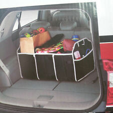 Quality 2-in-1 Car Boot Organiser Shopping Tidy Heavy Duty Foldable Storage BY