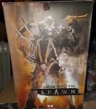 Curse of Spawn Resin Statue Signed by Todd McFarlane Limited Edition #286/500