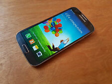 Samsung Galaxy S4 GT-I9505 - 16GB - Black Mist Unlocked SmartPhone MINT