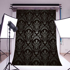 Damask Wall Vinyl Studio Backdrop Photography Prop Photo Background 3X5FT AC04