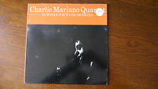 Charlie Mariano Quartet.  'Alto Sax For Young Moderns'