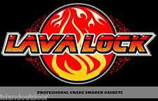 LavaLock Pro (tm) Black Barbecue Pit Smoker Gasket High temp Grill Parts FB220SS