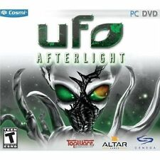 UFO AFTERLIGHT PC CD-ROM NEW & FACTORY SEALED