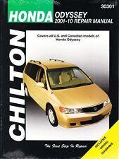 2001 02 03 2004 2005 2006 2007 2008 2009 2010 Honda Odyssey Repair Manual 29816